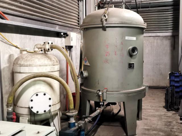 粉末冶金的離子滲氮